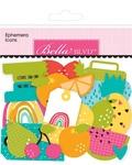 Squeeze The Day Ephemera Icons - Bella Blvd