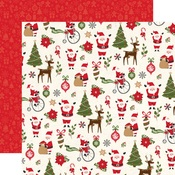 Christmas Fun Paper - My Favorite Christmas - Echo Park