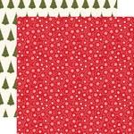 Snow Flurries Paper - My Favorite Christmas - Echo Park