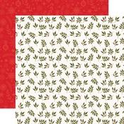 Peace Joy Love Paper - My Favorite Christmas - Echo Park