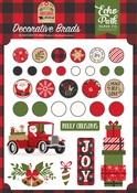 My Favorite Christmas Decorative Brads - Echo Park