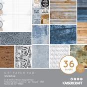 Workshop Kaisercraft 6.5 x 6.5 Paper Pad