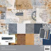 Workshop 12 x 12 Paper Pack
