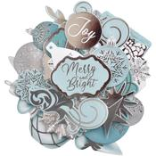 Let It Snow Kaisercraft Collectables Cardstock Die-Cuts