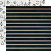 Striking Foiled Paper - Starry Night - KaiserCraft