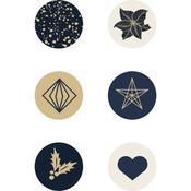 Starry Night Adhesive Curios - KaiserCraft