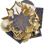 Starry Night Kaisercraft Collectables Cardstock Die-Cuts