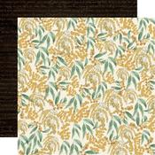 Wattle Paper - Under The Gum Leaves - KaiserCraft