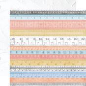 Measured Paper - Crafternoon - KaiserCraft