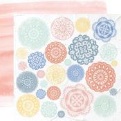 Crochet Paper - Crafternoon - KaiserCraft - PRE ORDER