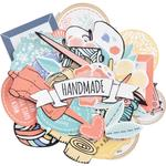Crafternoon Kaisercraft Collectables Cardstock Die-Cuts