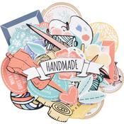 Crafternoon Kaisercraft Collectables Cardstock Die-Cuts - PRE ORDER