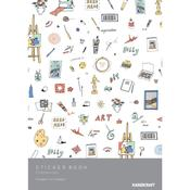 Crafternoon Kaisercraft Sticker Book - PRE ORDER