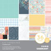 Crafternoon 6 x 6 Paper Pad - KaiserCraft - PRE ORDER