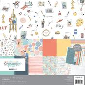 Crafternoon Paper Pack - KaiserCraft - PRE ORDER