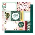 Happy Home Paper - Willow - OneCanoeTwo