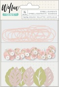 Willow Mixed Embellishment Pack - OneCanoeTwo