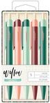 Willow Colorful Ballpoint Pen Set - OneCanoeTwo