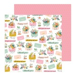 Snail Mail Paper - This Is Family - Pebbles