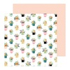 House Plants Paper - This Is Family - Pebbles