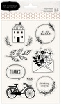This Is Family Clear Stamps - Pebbles