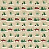 Tree Farm Paper - A Cozy Christmas - Echo Park