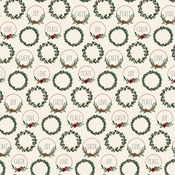 Christmas Cheer Paper - A Cozy Christmas - Echo Park