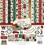 A Cozy Christmas Collection Kit - Echo Park - PRE ORDER