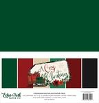 A Cozy Christmas Solids Kit - Echo Park