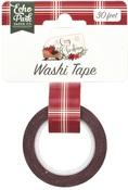 Holiday Plaid Washi Tape - Echo Park