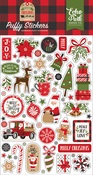 My Favorite Christmas Puffy Stickers - Echo Park - PRE ORDER