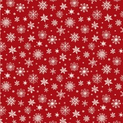 Merry Little Christmas Paper - Here Comes Santa Claus - Echo Park