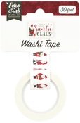 Santa Claus Washi Tape - Echo Park