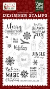 Magic Of Christmas Stamp Set - Echo Park