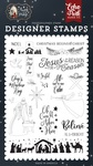 All is Calm Stamp Set - Echo Park