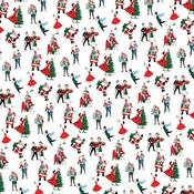 Christmas Prep Paper - Merry Christmas - Carta Bella