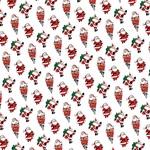 Jolly Santa Claus Paper - Merry Christmas - Carta Bella