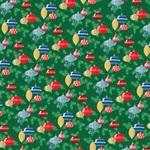 Ornaments Paper - Merry Christmas - Carta Bella