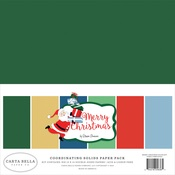Merry Christmas Solids Kit - Carta Bella