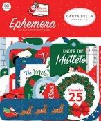 Merry Christmas Ephemera - Carta Bella