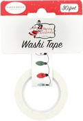 Christmas Lights Washi Tape - Carta Bella