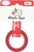 Merry Christmas Washi Tape - Carta Bella