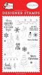 Oh What Fun Stamp Set  - Carta Bella