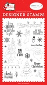 Oh What Fun Stamp Set  - Carta Bella