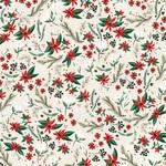 Holiday Floral Paper - Christmas Market - Carta Bella