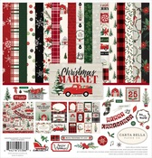 Christmas Market Collection Kit - Carta Bella