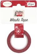 Snow Flurries Washi Tape - Carta Bella - PRE ORDER