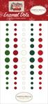 Christmas Market Enamel Dots - Carta Bella