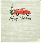 Christmas Truck 6X8 Album - Carta Bella