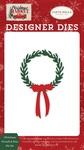 Christmas Wreath & Bow Die Set - Carta Bella